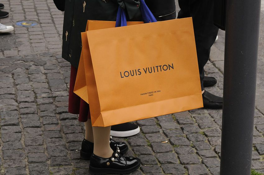 Torba Zakupowa Louis Vuitton
